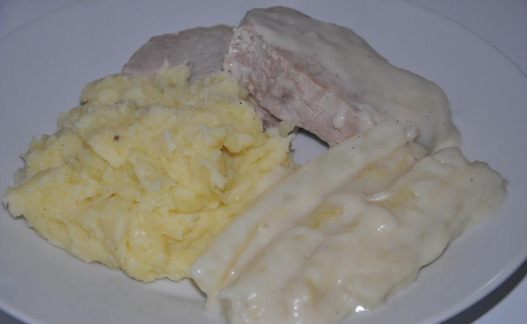 casserole blanche