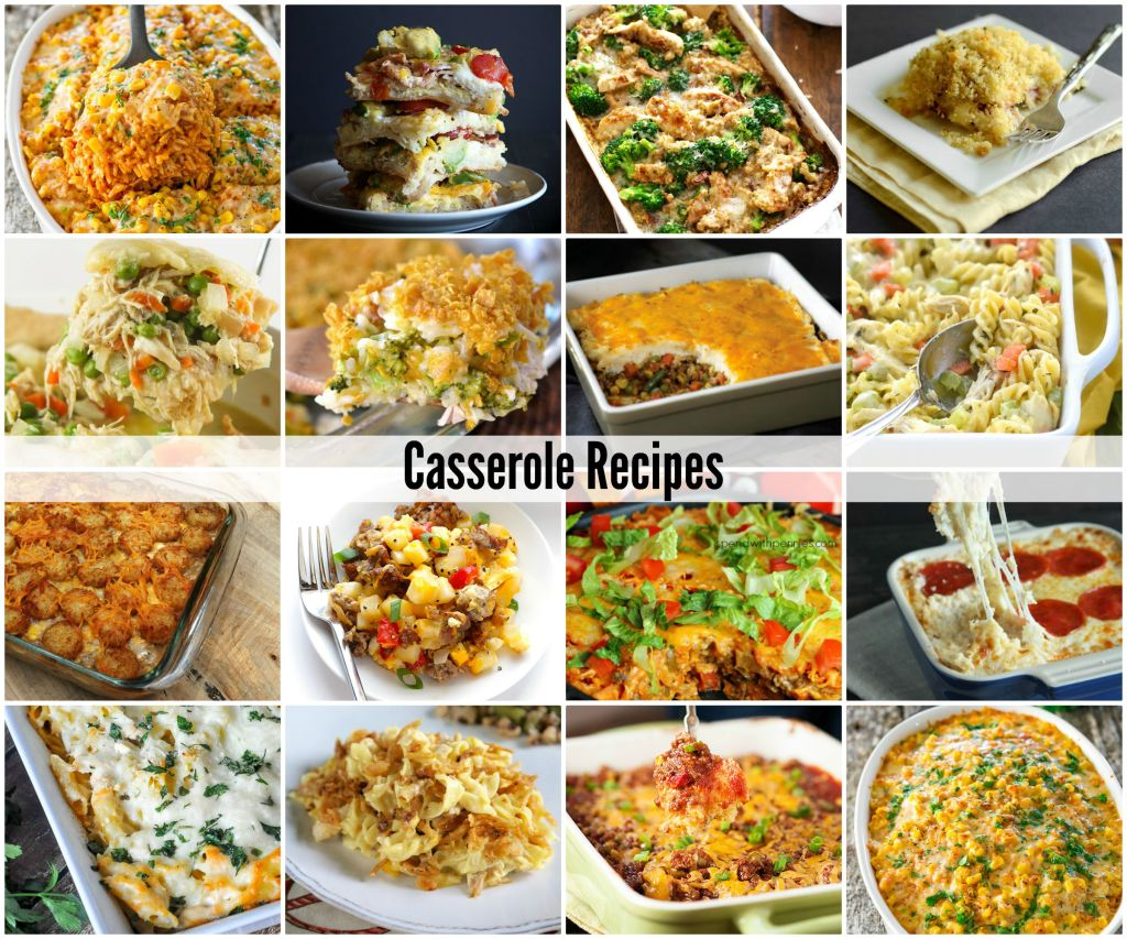 casserole email