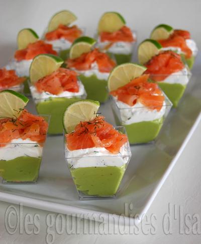 cuilleres aperitives saumon