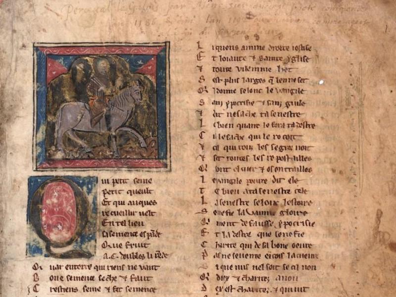livre audio yvain ou le chevalier au lion