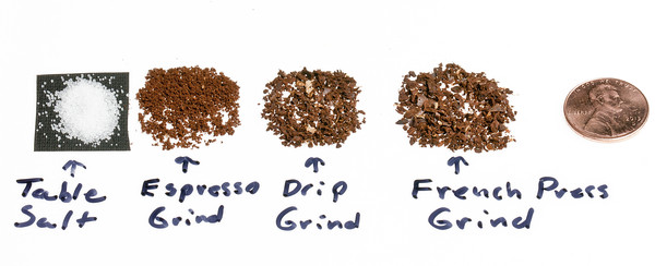 cafetiere expresso grain