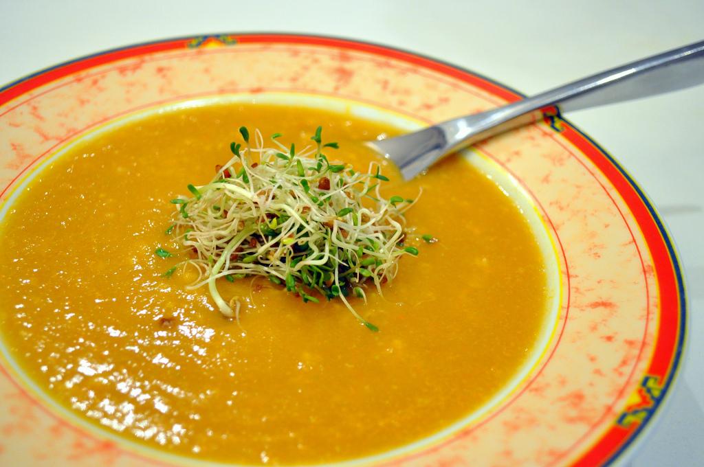 mixer soupe