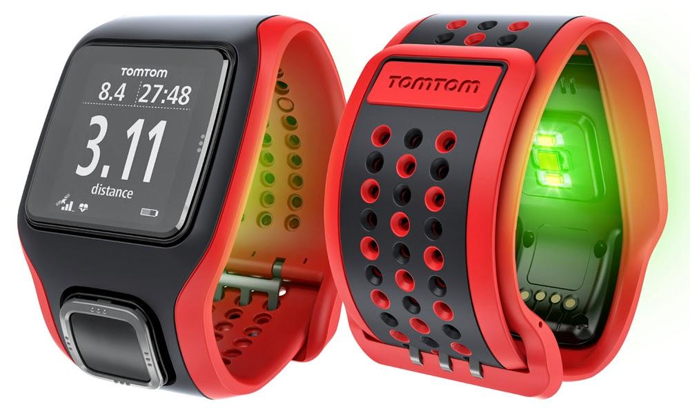 montre cardio gps running