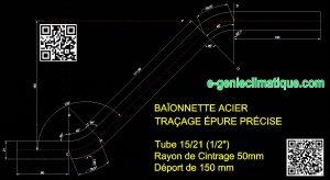 cintreuse tube acier