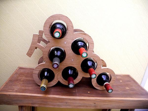 range bouteille