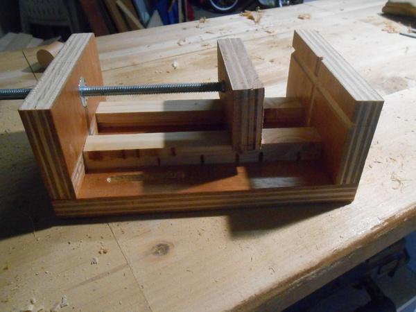 etau bois pour etabli