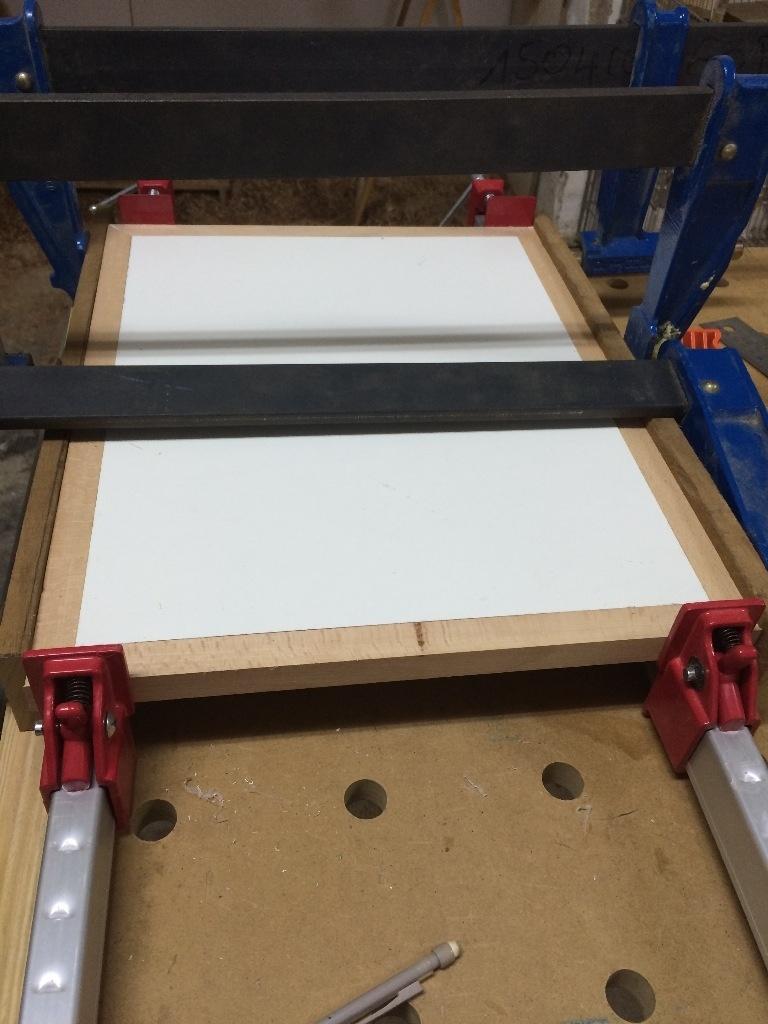 faire un meuble de salle de bain en bois