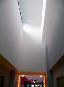 plafond a led