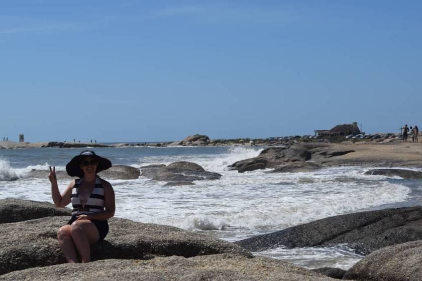 Punta del Diablo, Departamento de Rocha, Uruguai