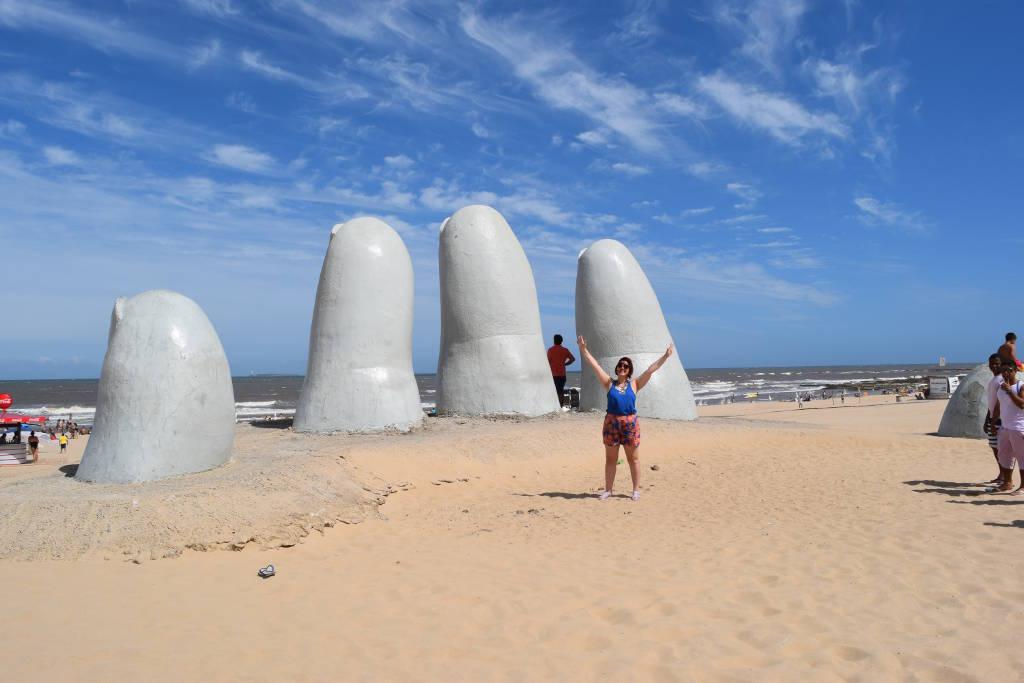 Punta del Este Departamento de Maldonado Uruguai