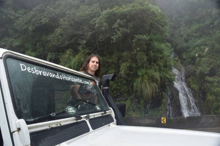 Mini cascata