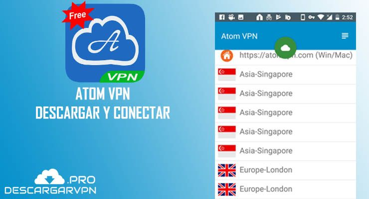How to install Atom VPN for PC – Download on Windows Laptop and Mac