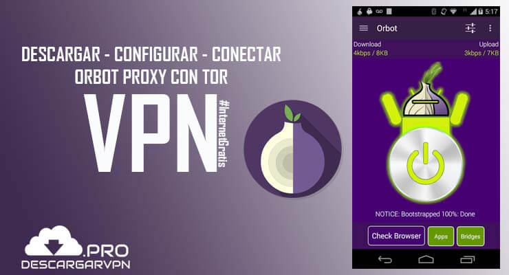 orbot proxy con tor apk android