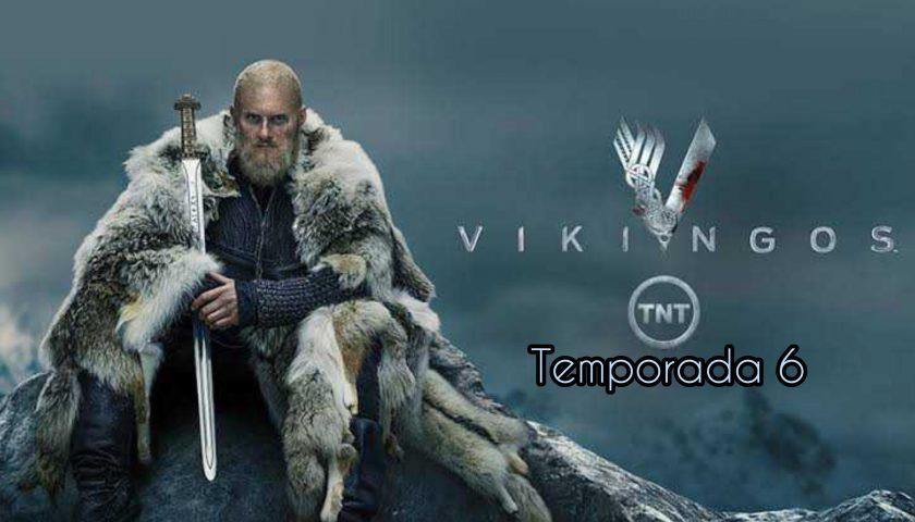 Vikingos Temporada 6 MEGA