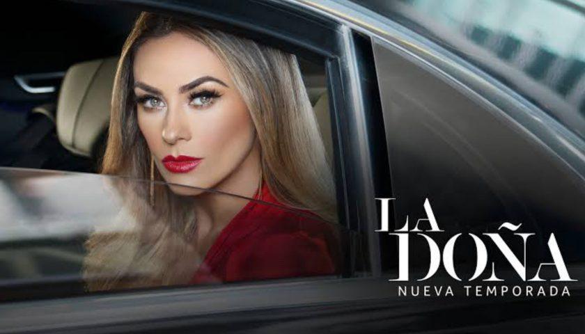 La Doña temporada 2 MEGA
