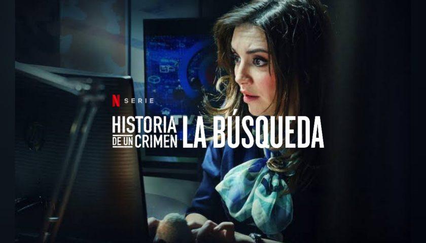 Historia de un crimen La busqueda(Temporada 1) HD 720p (Mega)