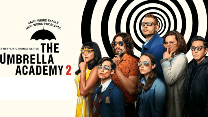 The Umbrella Academy (Temporadas 1 y 2) HD 720p (Mega)
