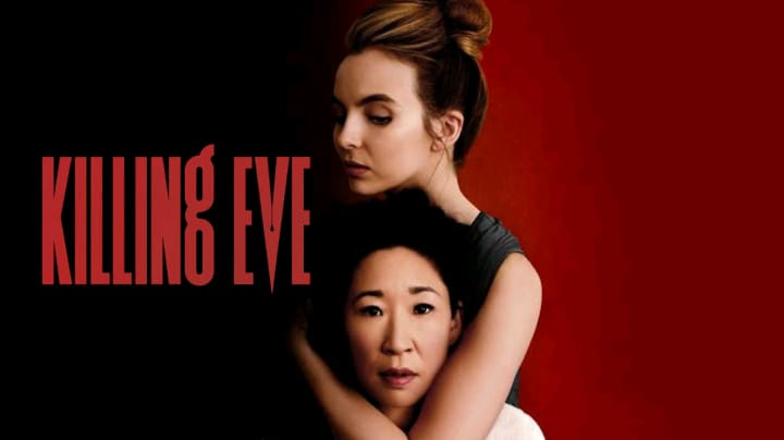Killing Eve (Temporadas 1-3) HD 720p (Mega)