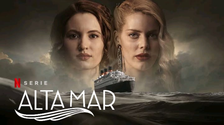 Alta Mar (Temporada 1-3) HD 720p (Mega)