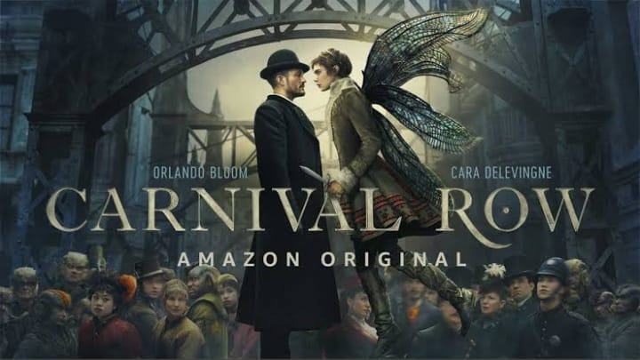 Carnival Row (Temporada 1) HD 720p (Mega)