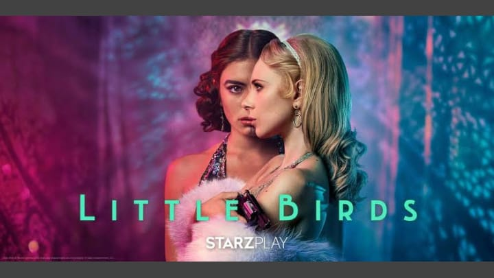 Little Birds (Temporada 1) HD 720p (Mega)