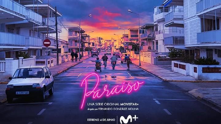 Paraíso (Temporada 1) HD 720p (Mega)