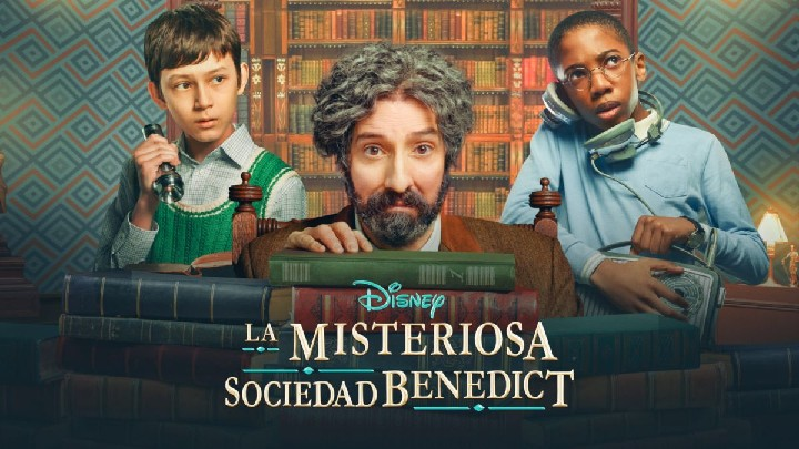 La Misteriosa Sociedad Benedict (Temporada 1) HD 720p (Mega)