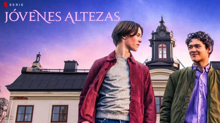 Jóvenes Altezas (Temporada 1) HD 720p (Mega)