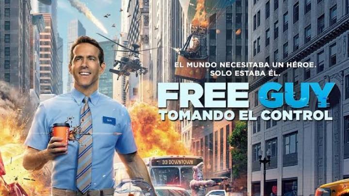 Free Guy (Película) HD 720p (Mega)