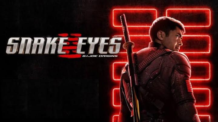 Snake Eyes: El origen (película) dual HD 1080p (Mega)
