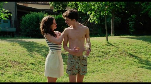 call me by your name - esther garrel