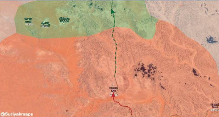El GNA detiene repentinamente sus avances al sur de Gharyan y abandona  las posiciones capturadas [22/05/2020]