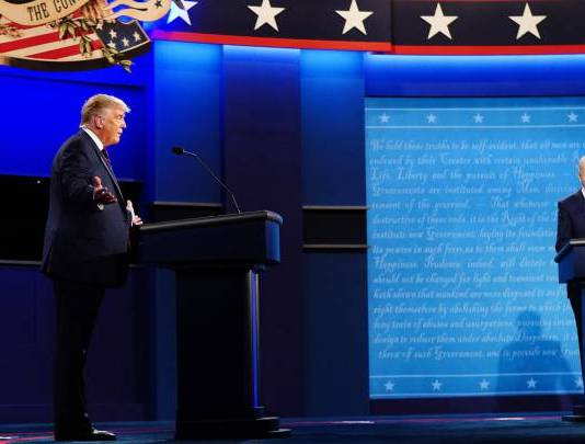 Debate Trump - Biden en vivo: Elecciones presidenciales USA 2020, en directo - AS USA