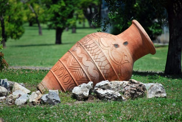 amfora etrusca