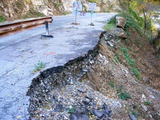alunecare de terene