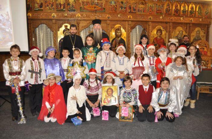 Craciunul de ieri, Craciunul de azi, concert de colinde organizat de  Episcopia Severinului si Strehaei