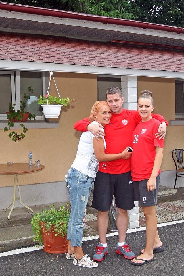 foto cu familia stoican