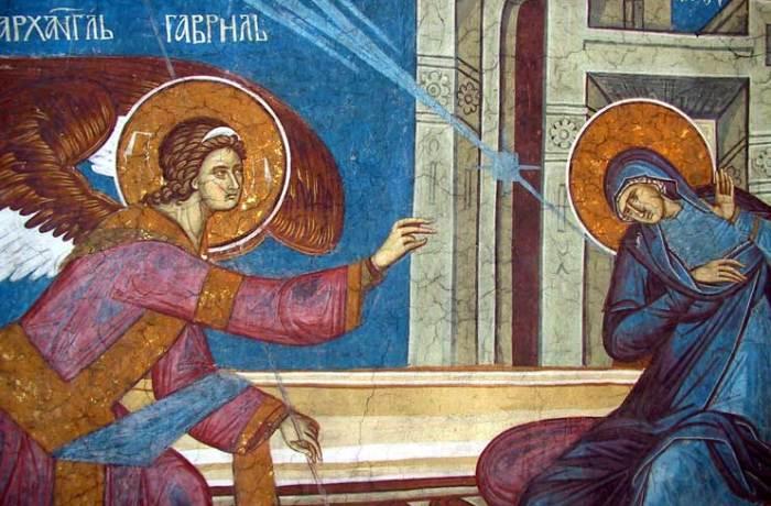 Creştinii sărbătoresc mâine Buna Vestire. Ce trebuie să faci ca să îţi meargă bine