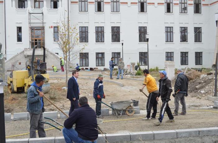 Reabilitarea Muzeului Regiunii Porților de Fier, pași spre finalizare. Vezi aici când vor fi gata
