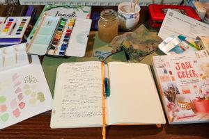 Défis créatifs - livre J'ose créer de Marie Boudon