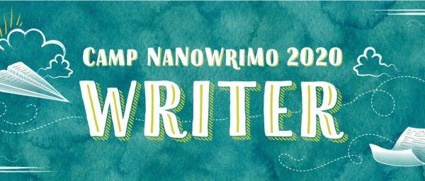 Préparation du Camp NaNoWriMo d'avril 2020
