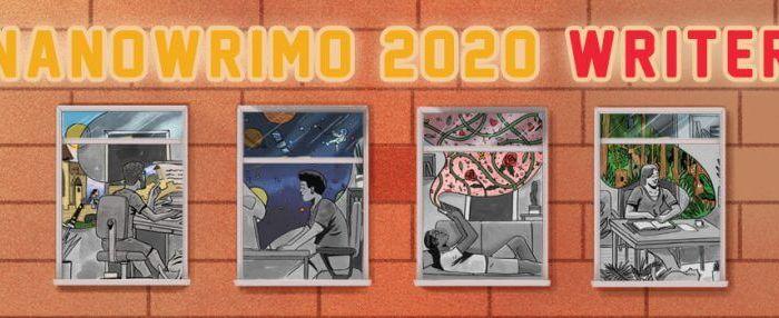 Prêts pour le NaNoWriMo 2020 ?