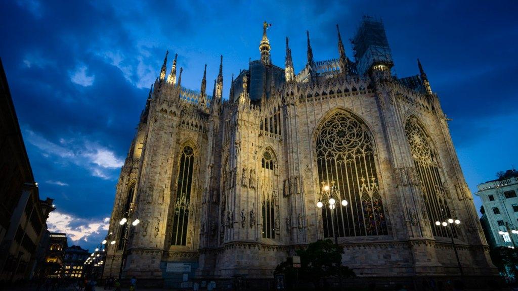Fantasma Duomo