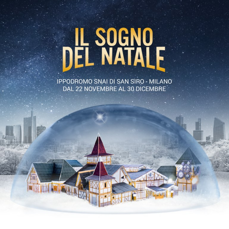 Natal em Milão