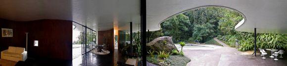 Niemeyer, Casa das Canoas, Río de Janeiro. © José Manuel Ballester