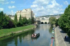 Boat tours Bath