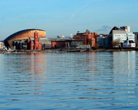 Cardiff turismo