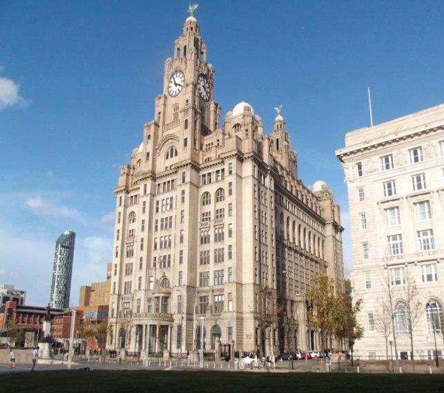 Royal Liver Building Liverpool