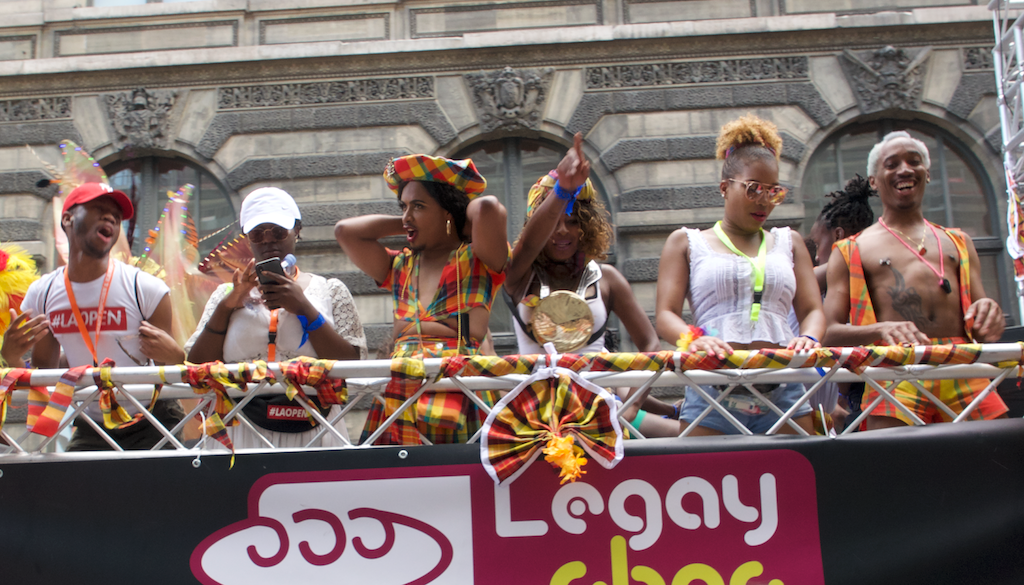 gay pride paris 2018