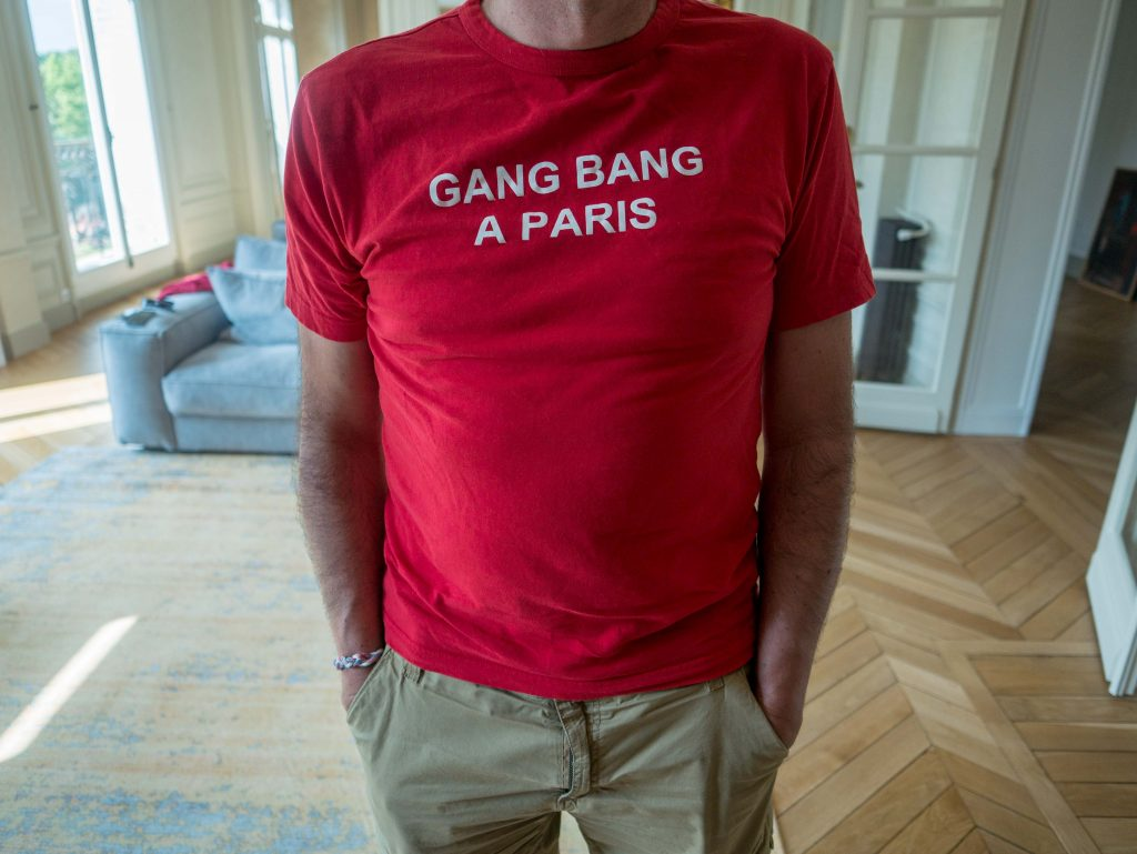 Gang Bang à Paris